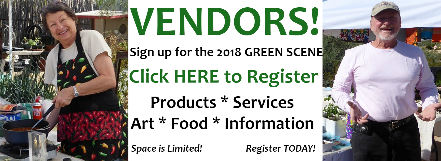 Vendors Click Here to Register for 2018